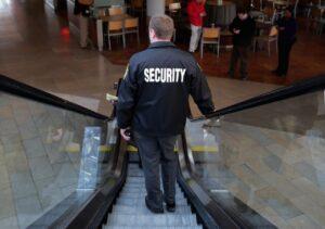 охрана торговых центров